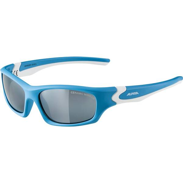 "ALPINA Kinder Sportbrille ""Flexxy Teen"""