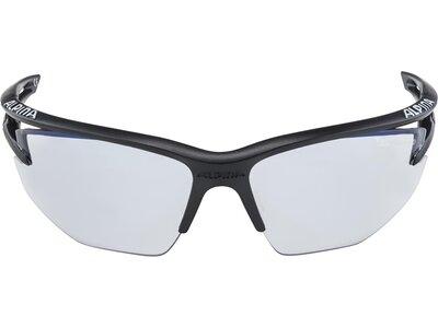 ALPINA Herren Brille Eye-5 Hr Vlm+ Grau