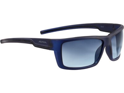 "ALPINA Herren Sonnenbrille ""Slay"" Blau"