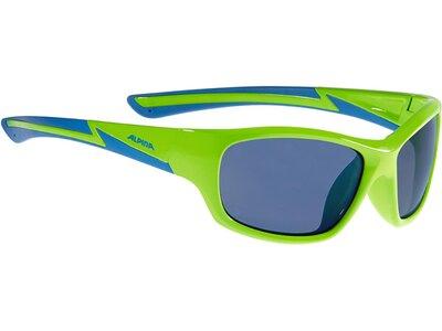 "ALPINA Kinder Sonnenbrille ""Flexxy Youth"" Blau"