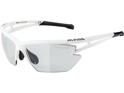 ALPINA Herren Brille Eye-5 Hr S Vl+ Grau