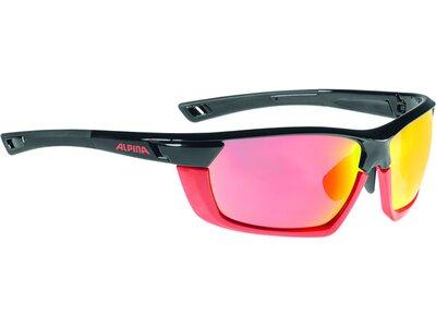 ALPINA Herren Brille Tri-scray Mf Pink