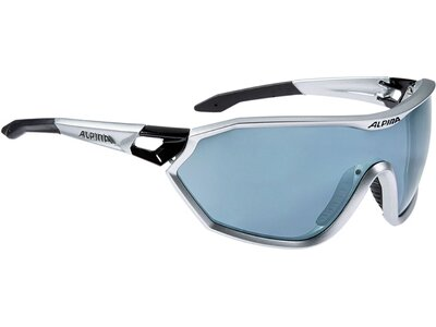 ALPINA Herren Brille S_way Cm Grau