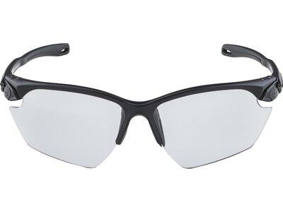 """ALPINA Sportbrille/Sonnenbrille """"Twist Five HR S VL+"""" Grau"""