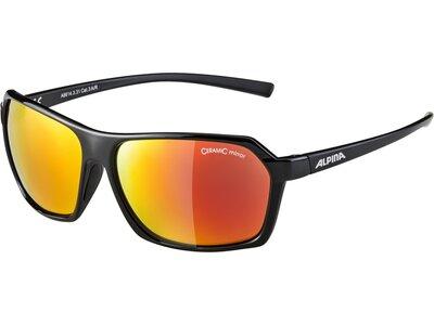 """ALPINA Sonnenbrille """"Finety"""" Orange"""