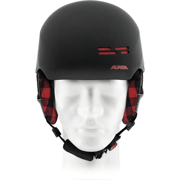 ALPINA Skihelm SPAM CAP