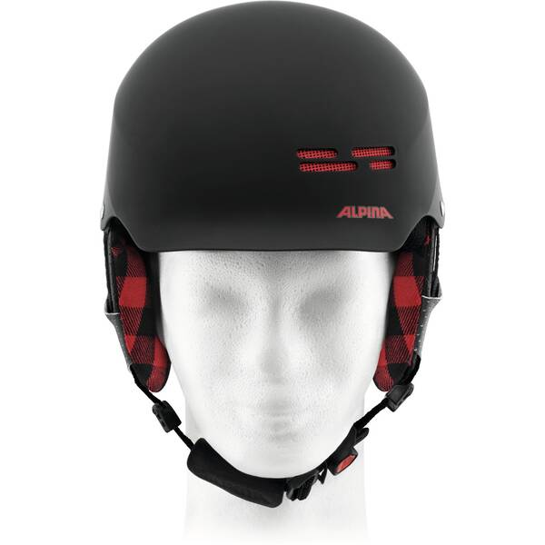 ALPINA Kinder Helm Spam Cap Junior