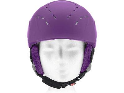 "ALPINA Damen Ski- und Snowboardhelm ""Spice"" Lila"
