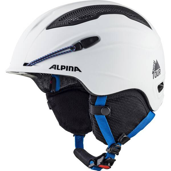 ALPINA Herren Helm Snow Tour