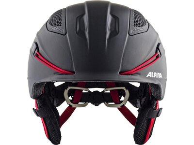 ALPINA Herren Helm Snow Tour Grau