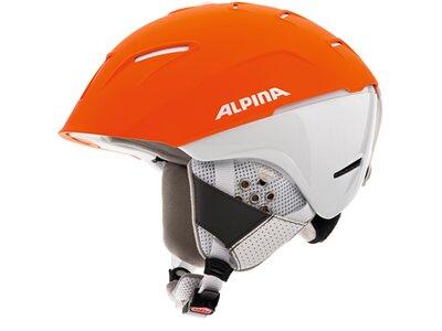 ALPINA Herren Helm Cheos Sl Orange