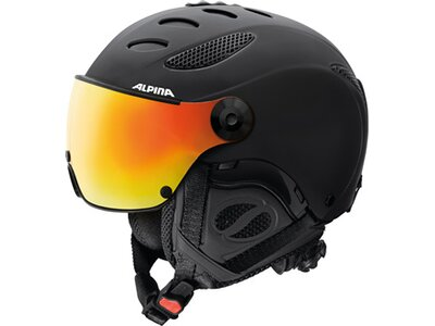 ALPINA Skihelm JUMP JV QVMM Orange