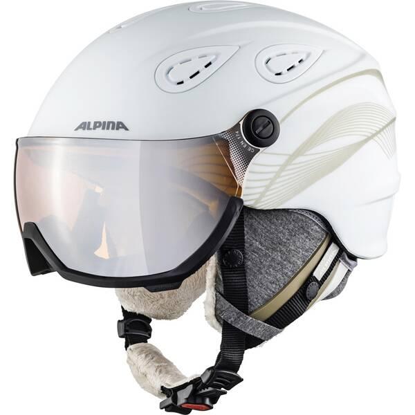 ALPINA Skihelm Grap Visor 2.0 HM