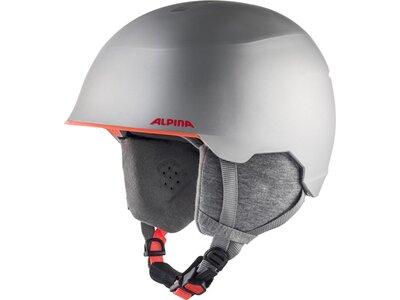"ALPINA Kinder Helm ""Maroi Jr"" Grau"