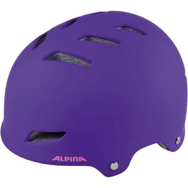 alpina kinder helm park online kaufen bei intersport. Black Bedroom Furniture Sets. Home Design Ideas