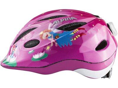 ALPINA Fahrradhelm GAMMA 2.0 FLASH Lila
