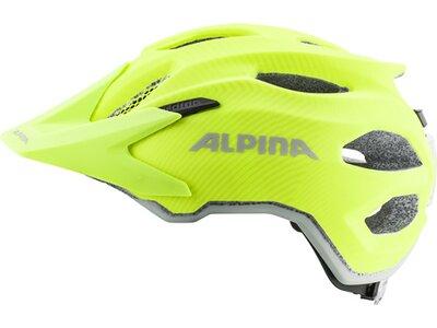 ALPINA Kinder Fahrradhelm CARAPAX JR. FLASH Grün