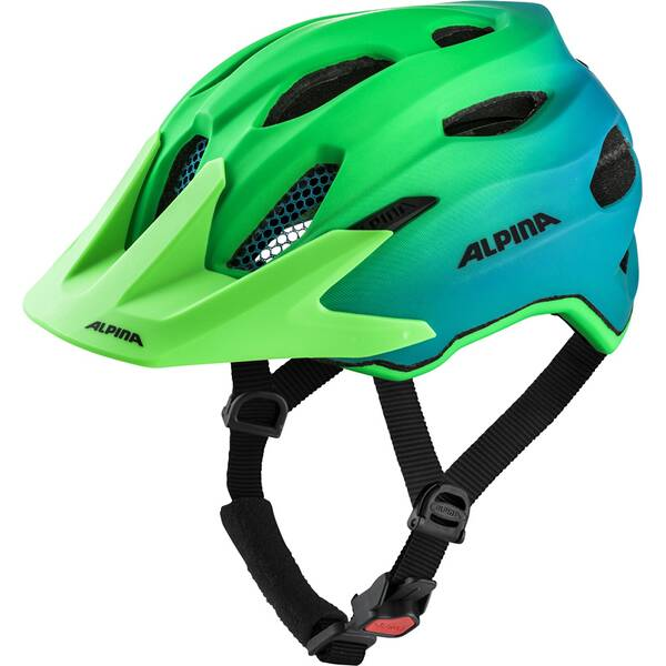 ALPINA Kinder Fahrradhelm CARAPAX JR. FLASH