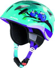 ALPINA Kinder Helm Ximo Flash Winter
