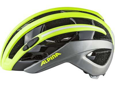 "ALPINA Fahrradhelm ""Campiglio"" Grün"
