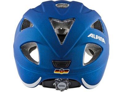 """ALPINA Kinder Fahrradhelm """"XIMO L.E."""" Blau"""