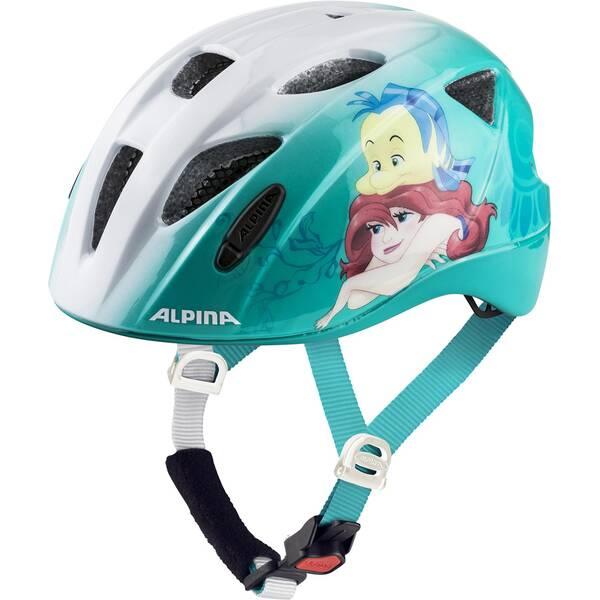 ALPINA Kinder Fahrradhelm ALPINA XIMO Disney Rapunzel