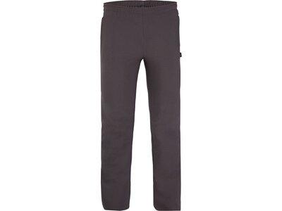 AUTHENTIC KLEIN Damen Bi-Stretch Sport- und Freizeithose mit RV-Taschen Grau