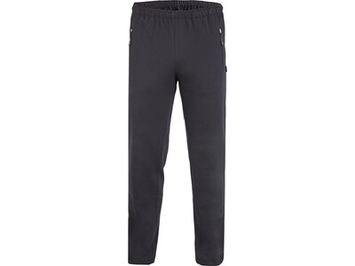 AUTHENTIC KLEIN Baumwoll Sport- und Freizeithose mit RV-Taschen Grau