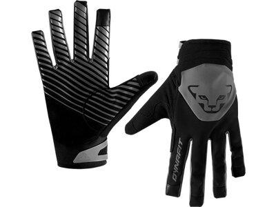 DYNAFIT Herren Handschuhe RADICAL 2 SOFTSHELL Schwarz