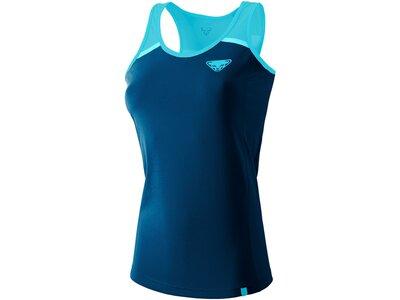 DYNAFIT Damen Shirt ALPINE PRO Blau