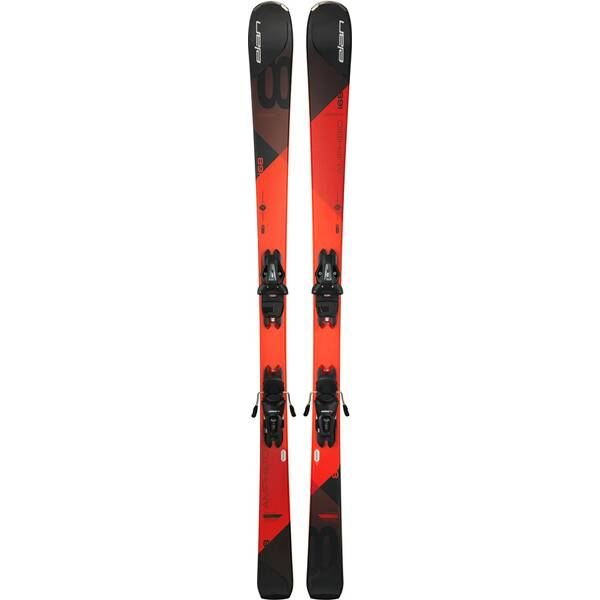 ELAN Herren All-Mountain Ski Amphibio 8 PS EL 10.0