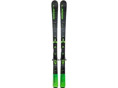 ELAN Skiset Element Green Light Shift Schwarz
