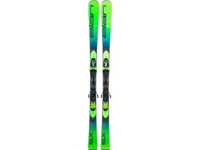 ELAN Herren Racing Ski SLX FX EMX 12.0 GW Grün
