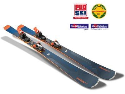 ELAN Herren All-Mountain Ski Wingman 82 CTI Grau