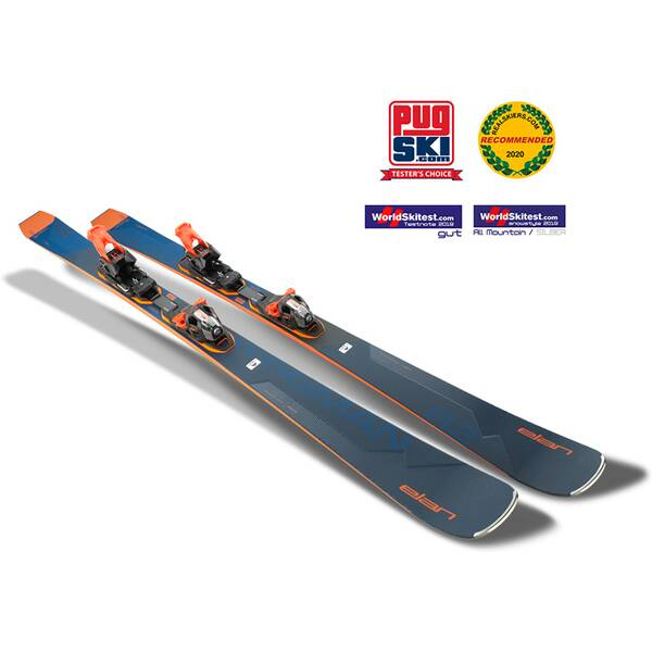 ELAN Herren All-Mountain Ski Wingman 82 CTI