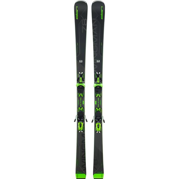 ELAN Herren All-Mountain Ski Wingman 78 C PS EL 10.0 GW