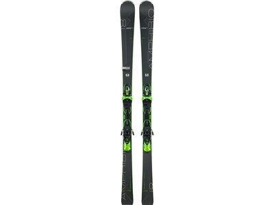 ELAN Herren All-Mountain Ski Amphibio 18 TI2 FX EMX 12.0 GW Grau