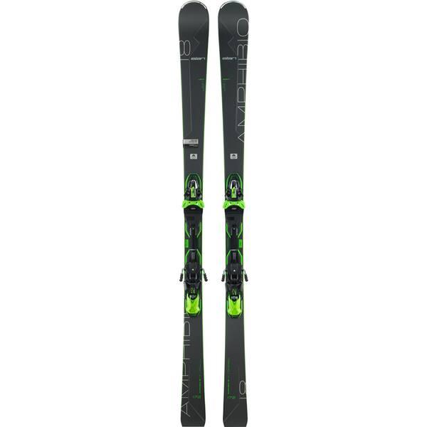 ELAN Herren All-Mountain Ski Amphibio 18 TI2 FX EMX 12.0 GW