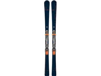 ELAN Herren All-Mountain Ski Amphibio 16 TI FX EMX 12.0 GW Blau