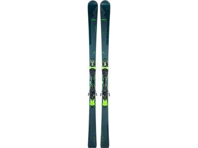 ELAN Herren All-Mountain Ski Amphibio 16 TI FX EMX 12.0 GW Schwarz