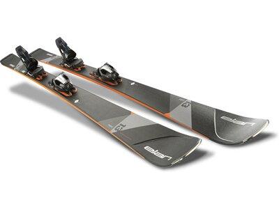 ELAN Herren All-Mountain Ski Amphibio 13 TI Power Shift Schwarz