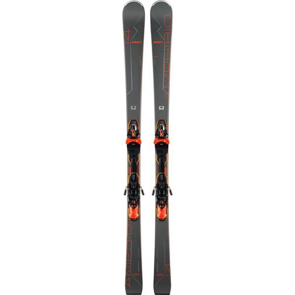 ELAN Herren All-Mountain Ski Amphibio 14 TI FX EMX 11.0 GW