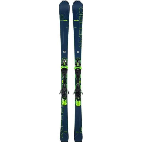 ELAN Herren All-Mountain Ski Amphibio 15 TI Fusion X EMX 11.0 GW