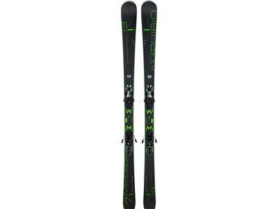 ELAN Herren All-Mountain Ski Amphibio 13 C Power Shift ELX 11.0 GW Schwarz