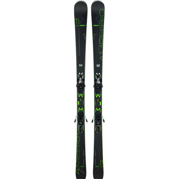 ELAN Herren All-Mountain Ski Amphibio 13 C Power Shift ELX 11.0 GW