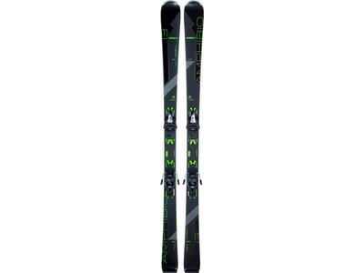 ELAN Herren All-Mountain Ski Amphibio 13 C PS ELX 11.0 GW Schwarz