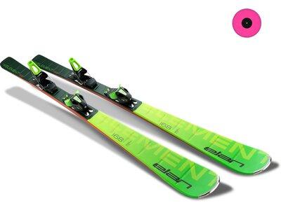 ELAN Herren All-Mountain Ski Element LS EL 10.0 GW Grün