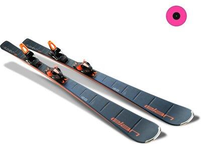 ELAN Herren All-Mountain Ski Element LS EL 10.0 GW Grau