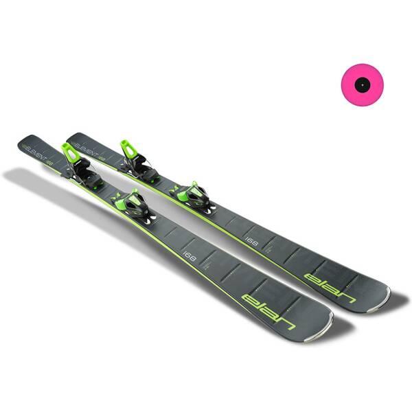 ELAN Herren All-Mountain Ski Element black LS EL 10.0 GW
