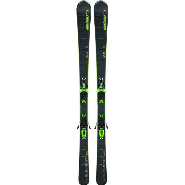 ELAN Herren All-Mountain Ski Element black LS EL 10.0 GW